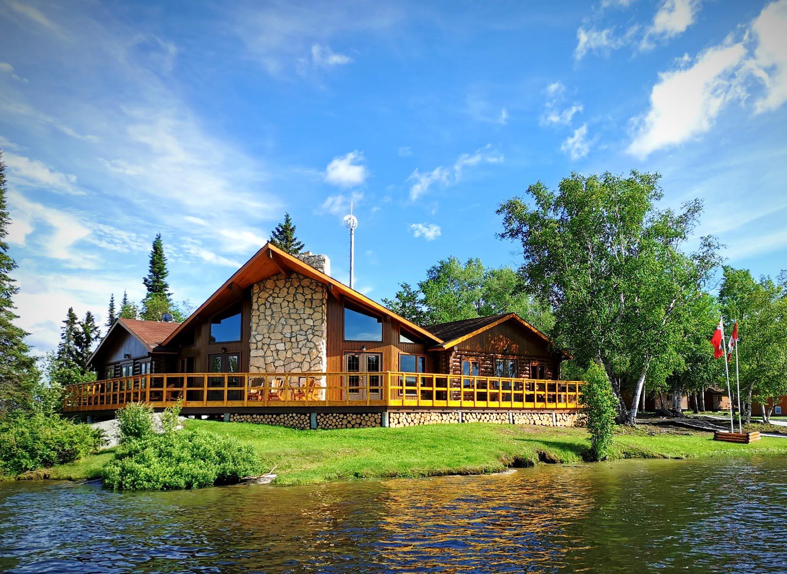 Kississing Lodge